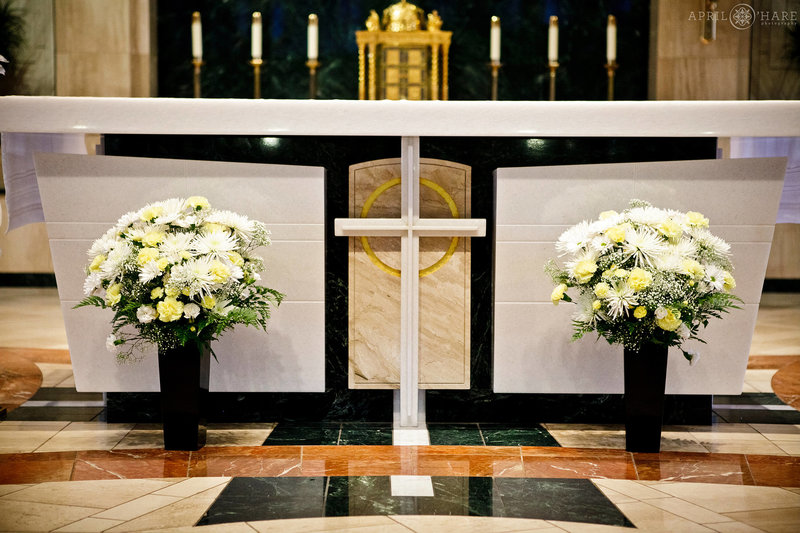 Saint-Thomas-More-Catholic-Church-Wedding-Ceremony-Site-in-Denver
