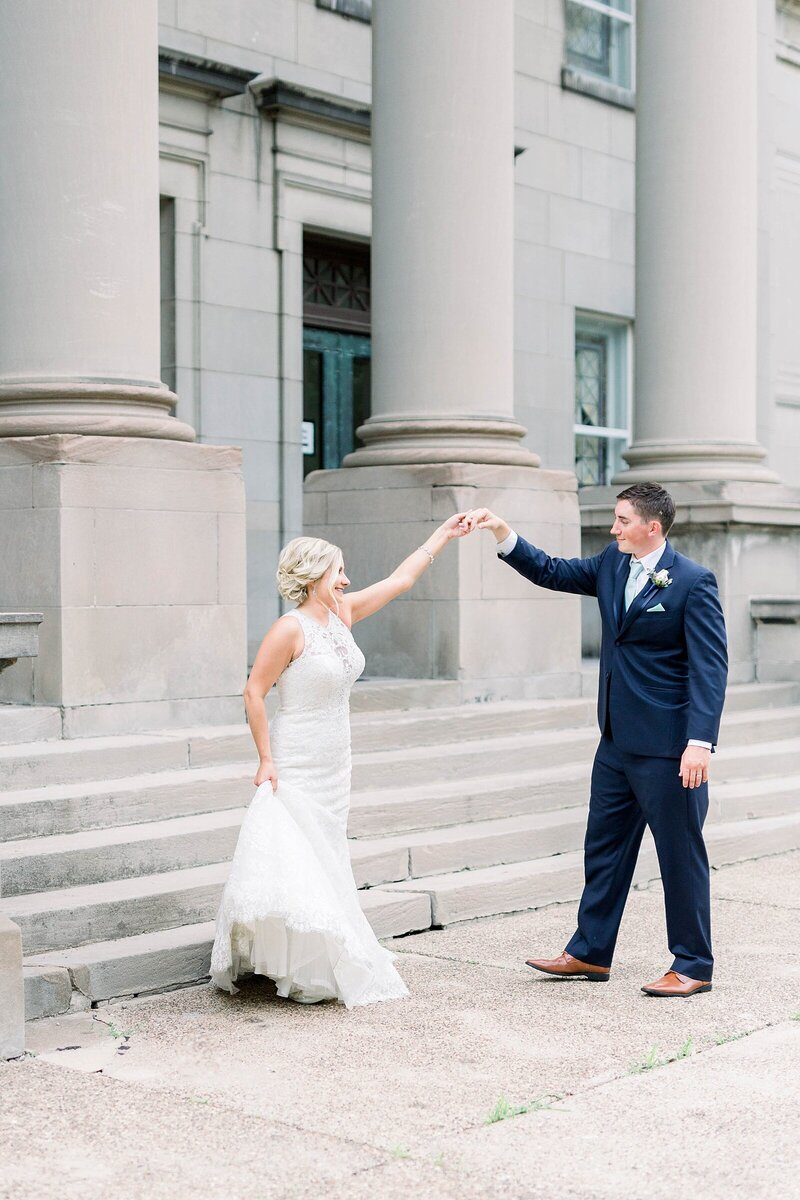 Chicago History Museum Wedding with Chicago Film Photographer Sarah Sunstrom Photography_0055