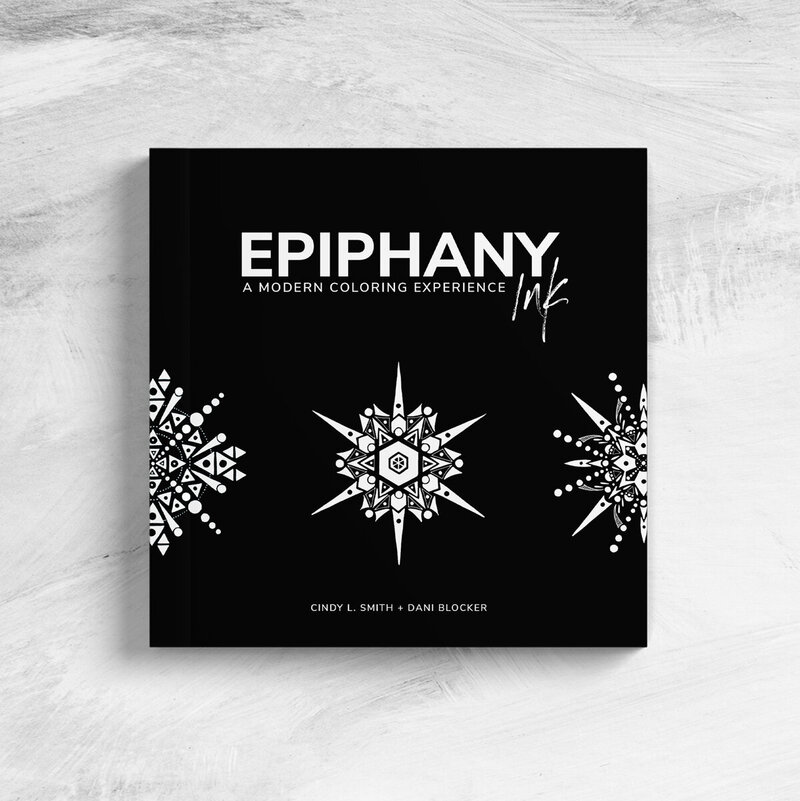 Epiphany Ink Cover Light Texture