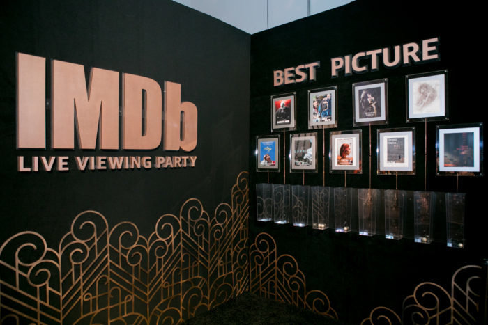 IMDb Oscars Viewing Party 2018 19