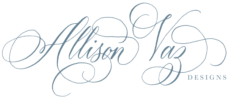 Allison-Vaz-Designs-Logo-Flourish