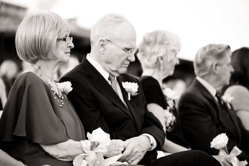 Grandparents of the Bride and Groom Chandler Arizona Wedding | Amy & Jordan Photography