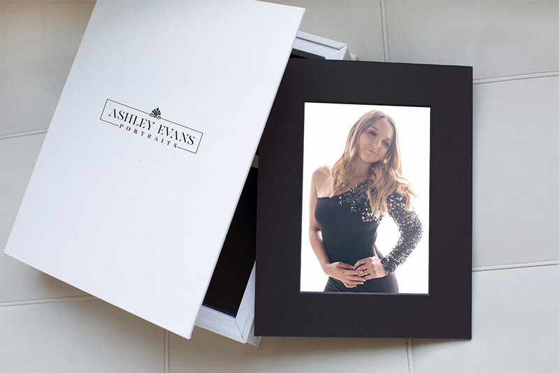 Folio Box Collection Ashley Evans Portraits San Antonio Texas Portrait Photographer