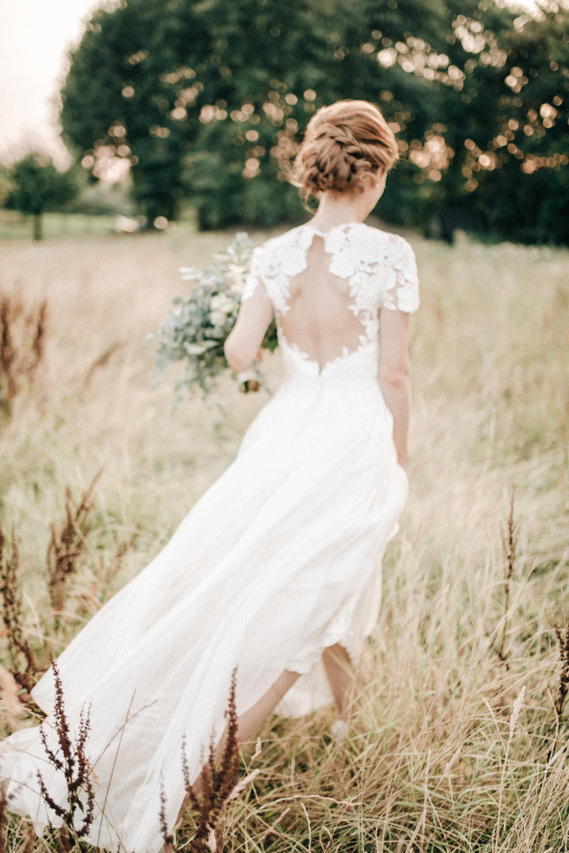 Provence Wedding Photographer Flora & Grace
