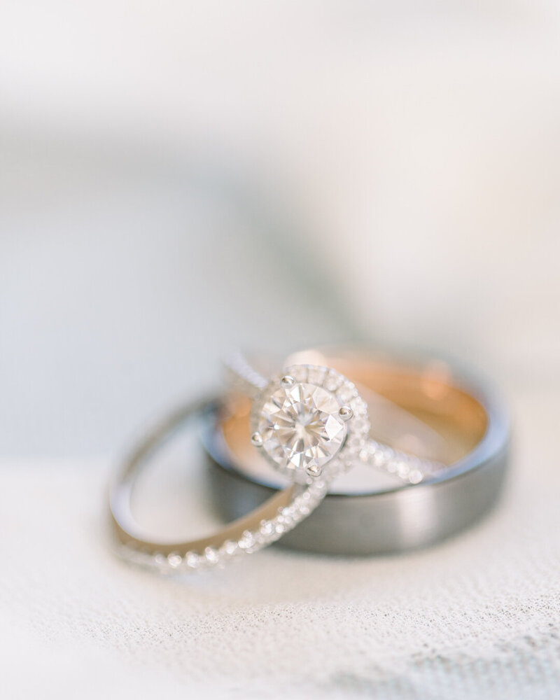 ring detail shot inspired by film - Corey Johnson Studios