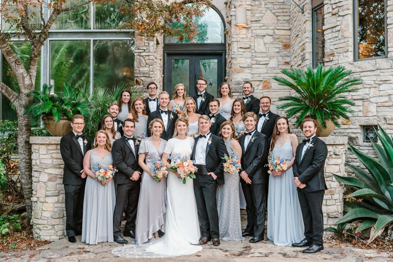 Joslyn Holtfort Photography Wedding Venue Austin 245