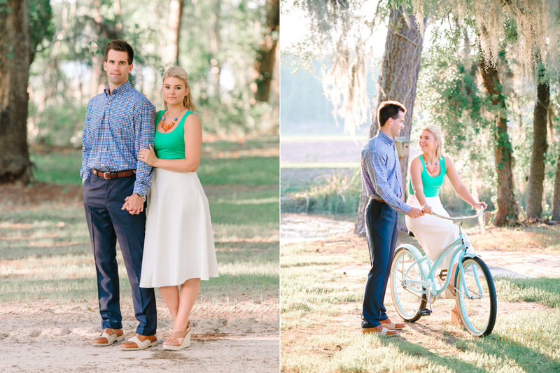 Charleston Engagement Photography | Engagement Pictures Ideas | Fine Art Film Inspired Engagement Photography-11