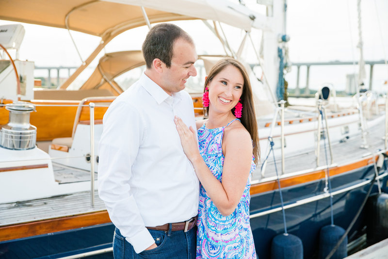 downtown charleston engagement photography dana cubbage weddings