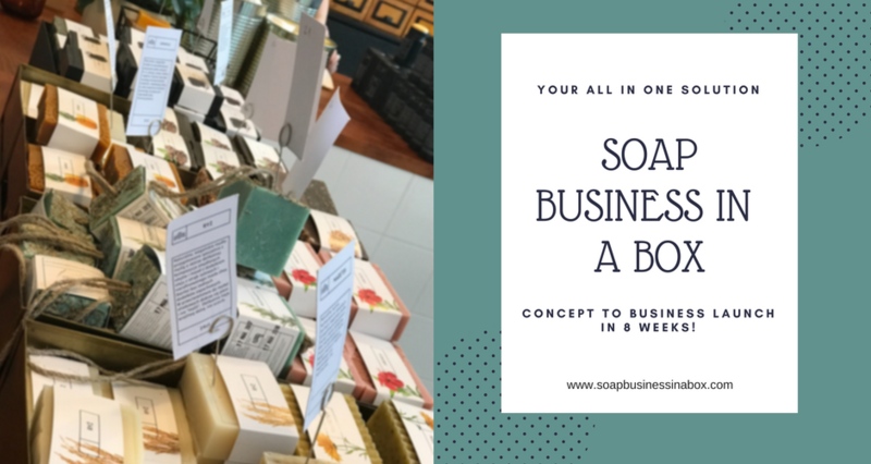soap business in a box