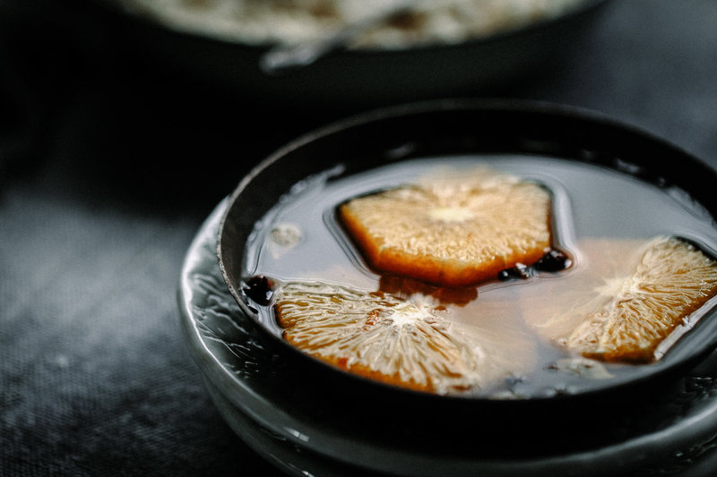Rice Pudding With Rum Soaked Oranges - Anisa Sabet - The Macadames - Food Travel Lifestyle Photographer-291