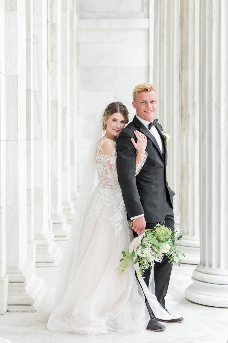 Toledo Museum of Art Wedding_40
