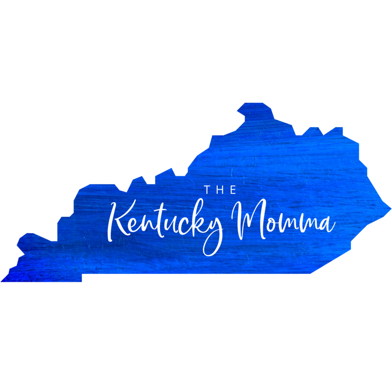 THE KENTUCKY MOMMA LOGO