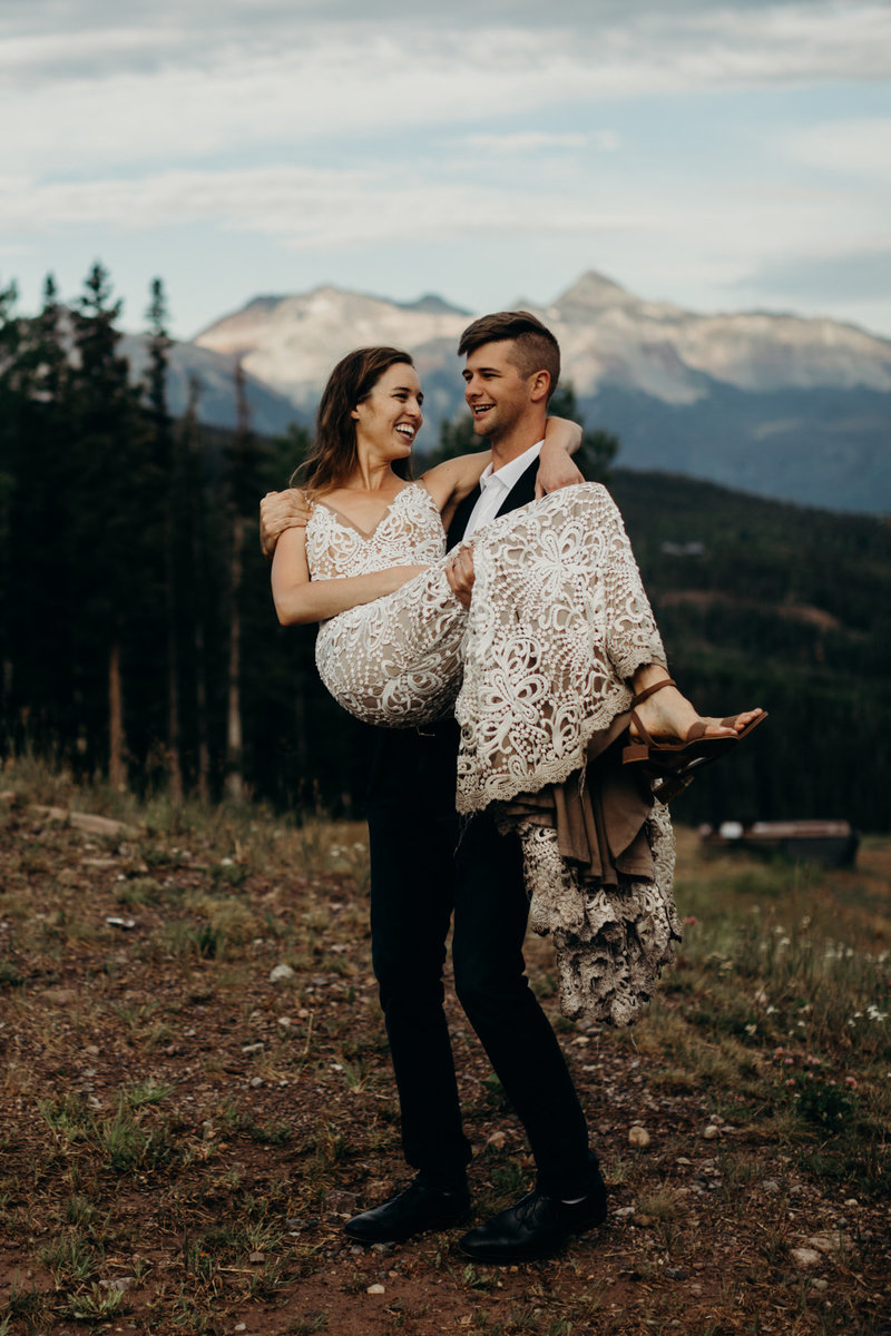 Best Colorado Wedding Photographer