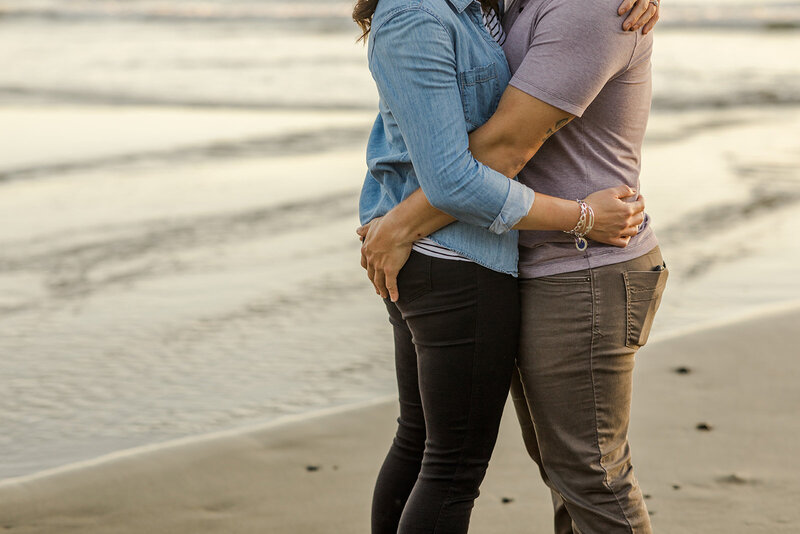 Cannon Beach Engagement Photos-100