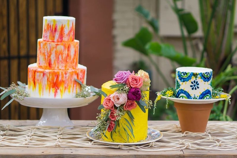 arizona dessert table bakery