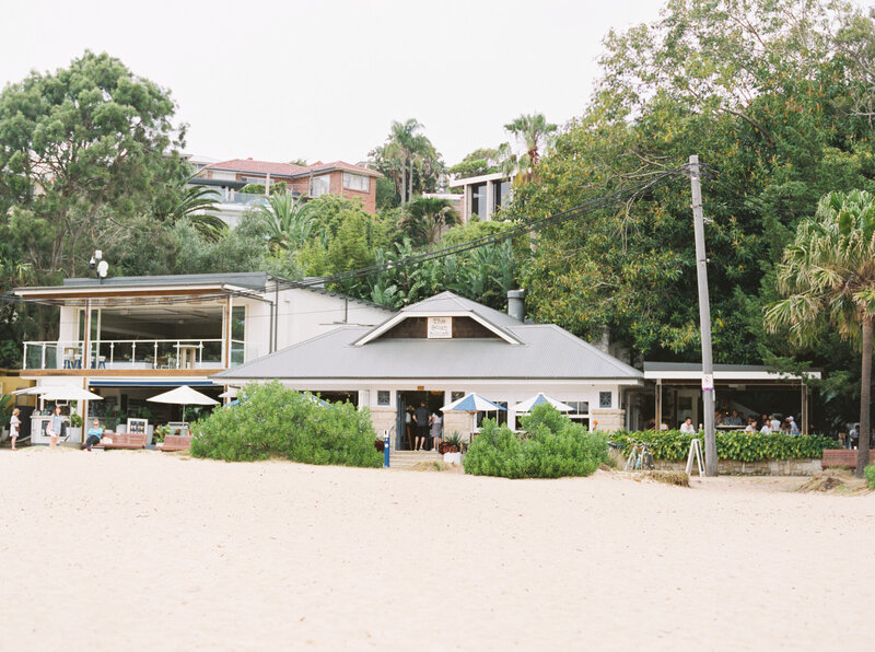 The Boathouse Shelly Beach, Manly Fine Art Film Elopement Wedding Photographer Sheri McMahon --00001