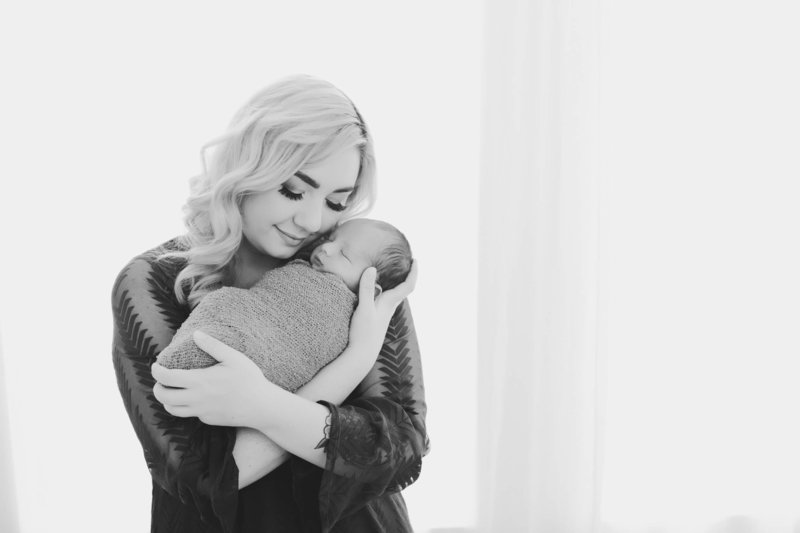 mommy and me newborn session az