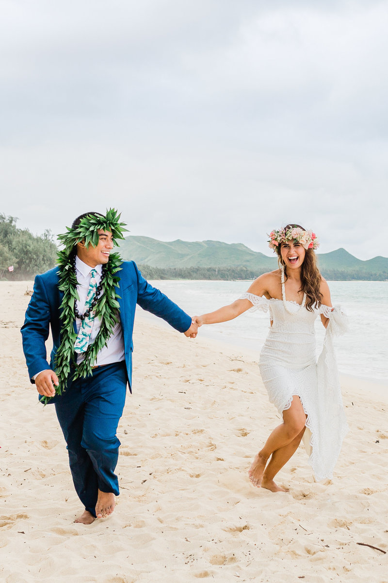 wedding photography in Hauula