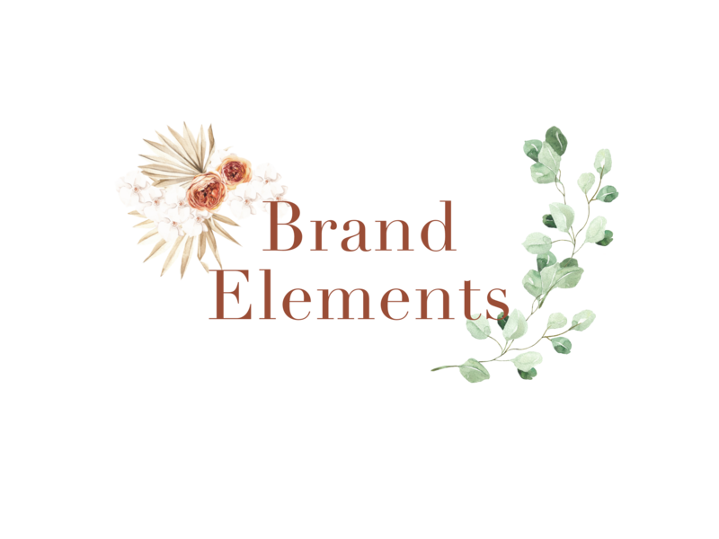 Brand Elements by Bold x Boho