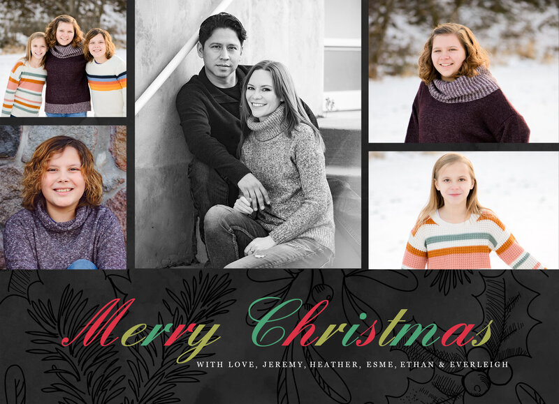 MerryTrifleHolidayCard-5x7-Front