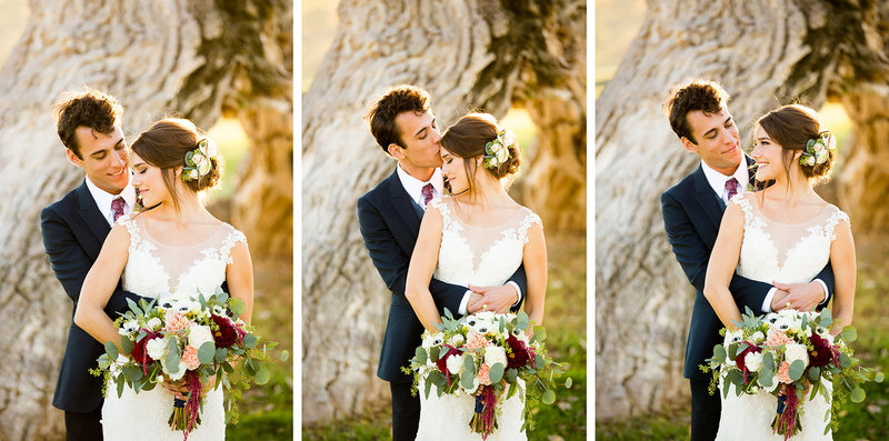 Three Amazing Bride and Groom Wedding Photos