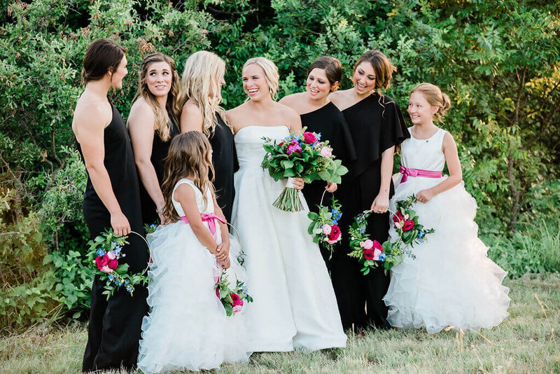 Spring Wedding at The Nest at Ruth Farms by White Orchid Photography