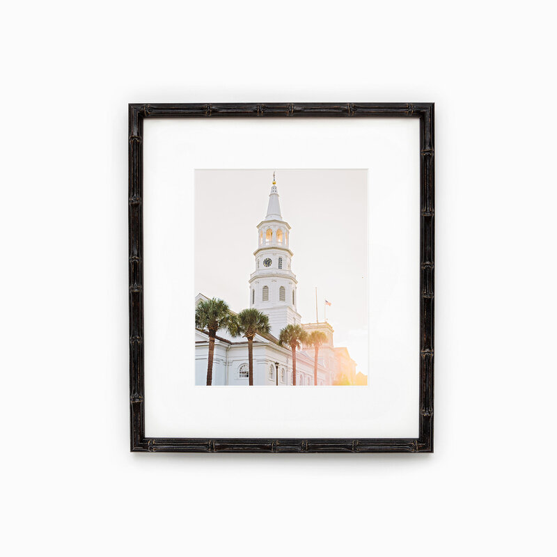 Saint Michaels Charleston Print