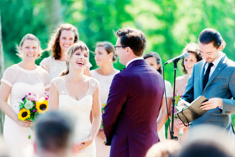 northern michigan wedding photography timeline for a perfect ceremony