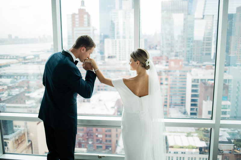 NYC Wedding Photographer Alessandra Parks Photography Editorial Natural Light Top photographer