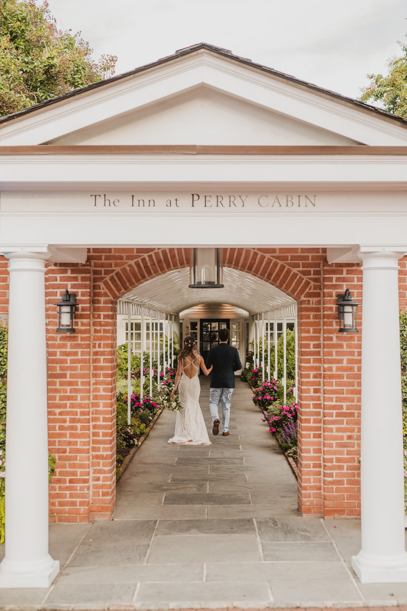 Inn at Perry Cabin Wedding