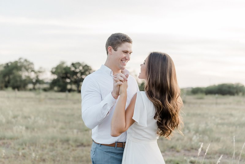 Oudoor Texas Engagement Session | Patti Darby Photography 23