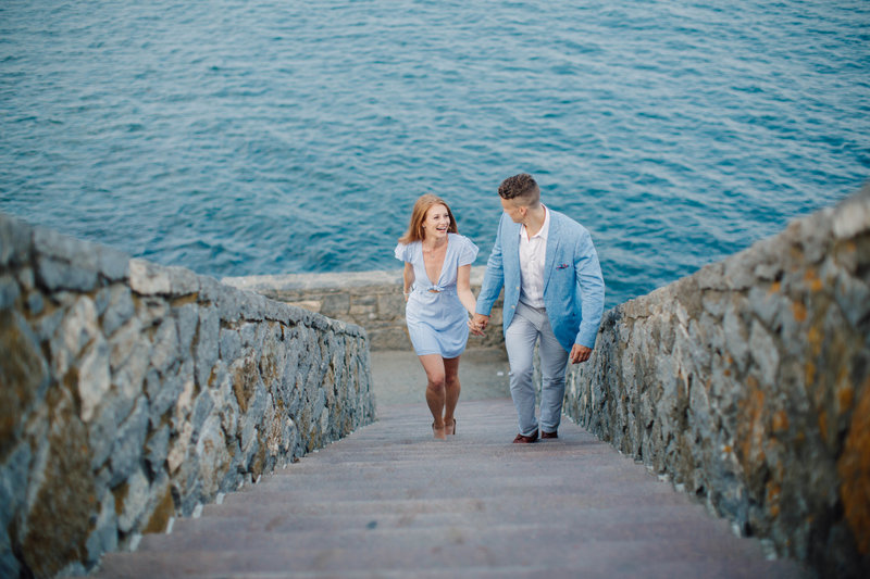 Block Island Engagement Photographer