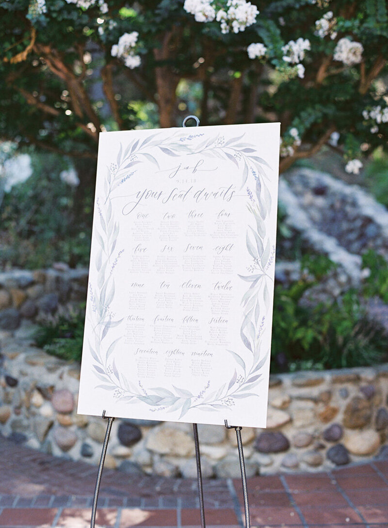 pirouettepaper.com | Wedding Stationery, Signage and Invitations | Pirouette Paper Company | Seating Charts 86