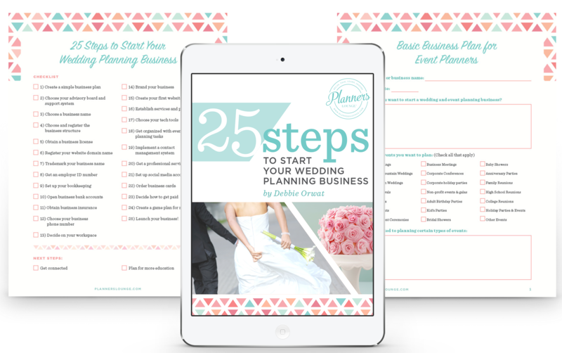 start-your-wedding-planning-business