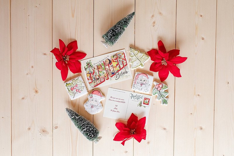 Hark Creative Co - wedding invitations- post cards- stationary - Christmas Cards - Anna FIlly Photography - -13