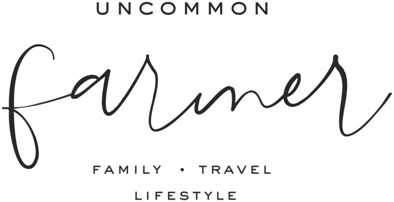 Uncommon Farmer - Logo Design by With Grace and Gold1