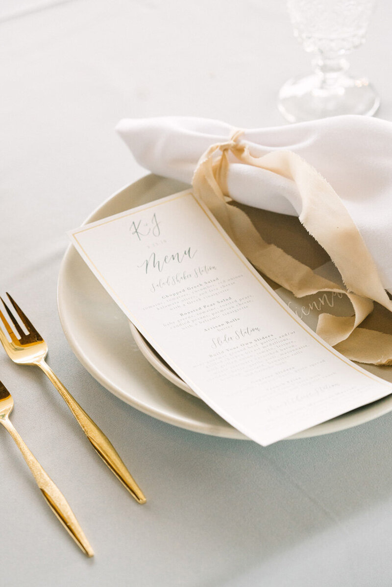 pirouettepaper.com | Wedding Stationery, Signage and Invitations | Pirouette Paper Company | Menus + Programs 32