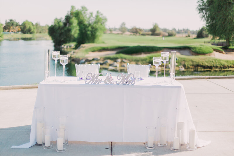 Bakersfield Wedding Venue The Links at Riverlakes Ranch