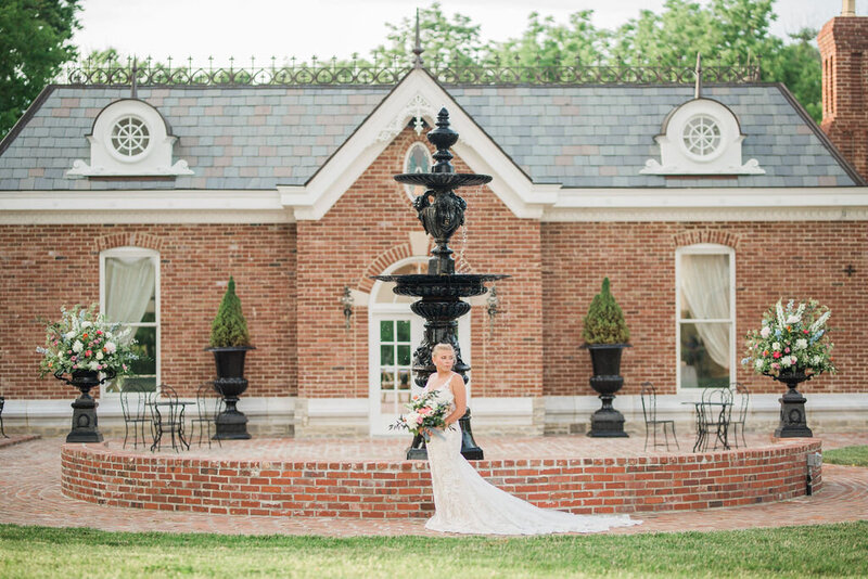 Lynwood Estate - Luxury Kentucky Wedding Venue - Historic Property 00002