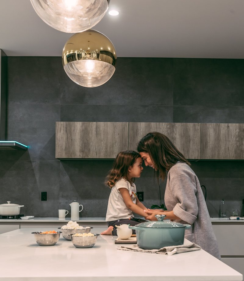 Mother-and-daughter-in-kitchen