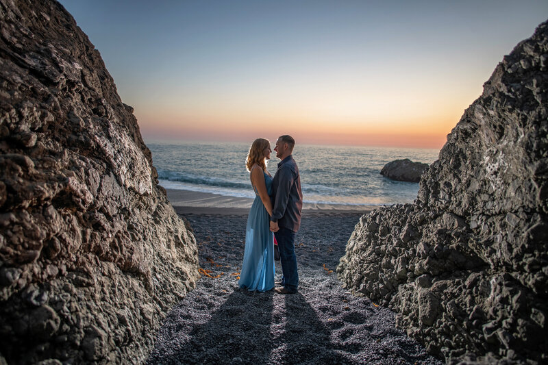 Romantic Wedding photography in Northern California by Humboldt County Photographer, Parky's Pics Photography