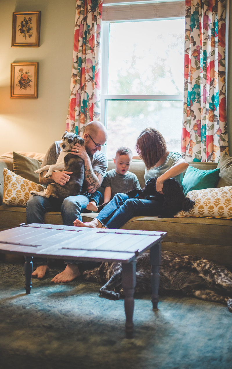Jenni Engel Indiana Home Session Photographer 4