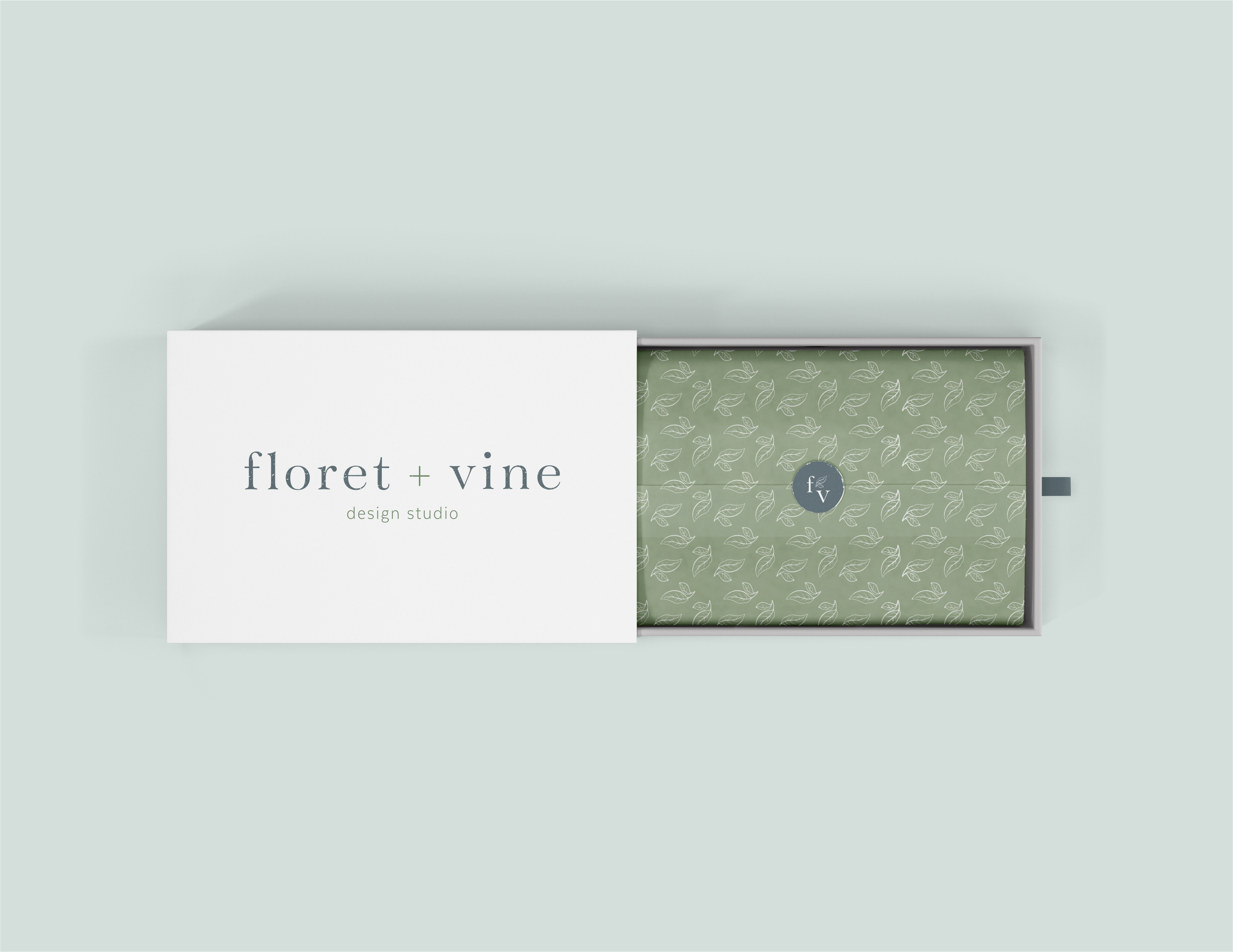 Brand & Web Design for Floret + Vine - Florist Branding, Floral Design Branding, Brand and Web Design for Floristg