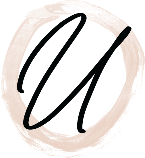 United Letter with Circle