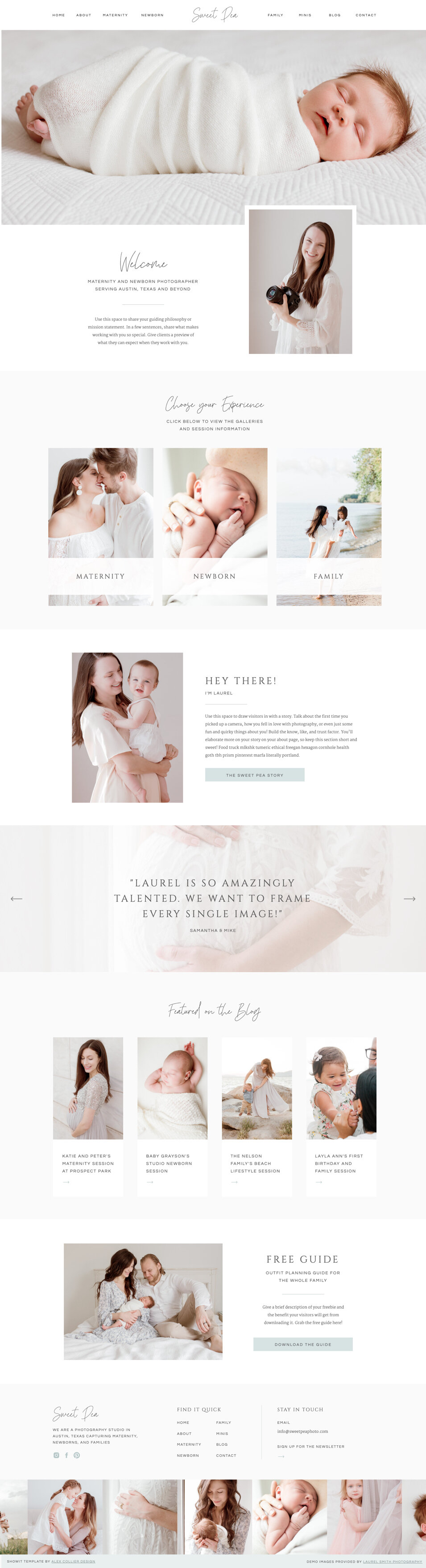 Sweet-Pea-Showit-Template
