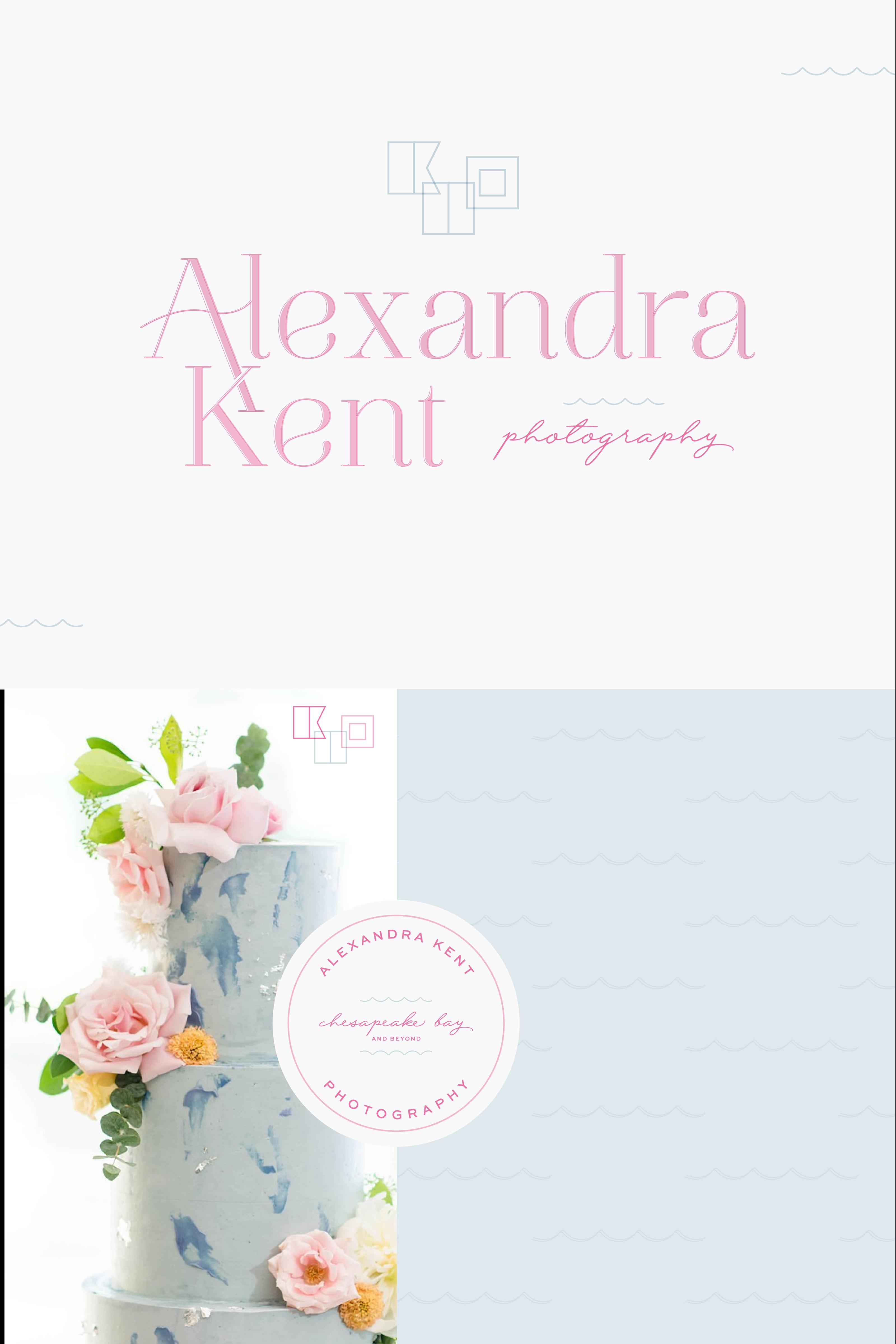 Brand Design for East Coast based Wedding Photographer