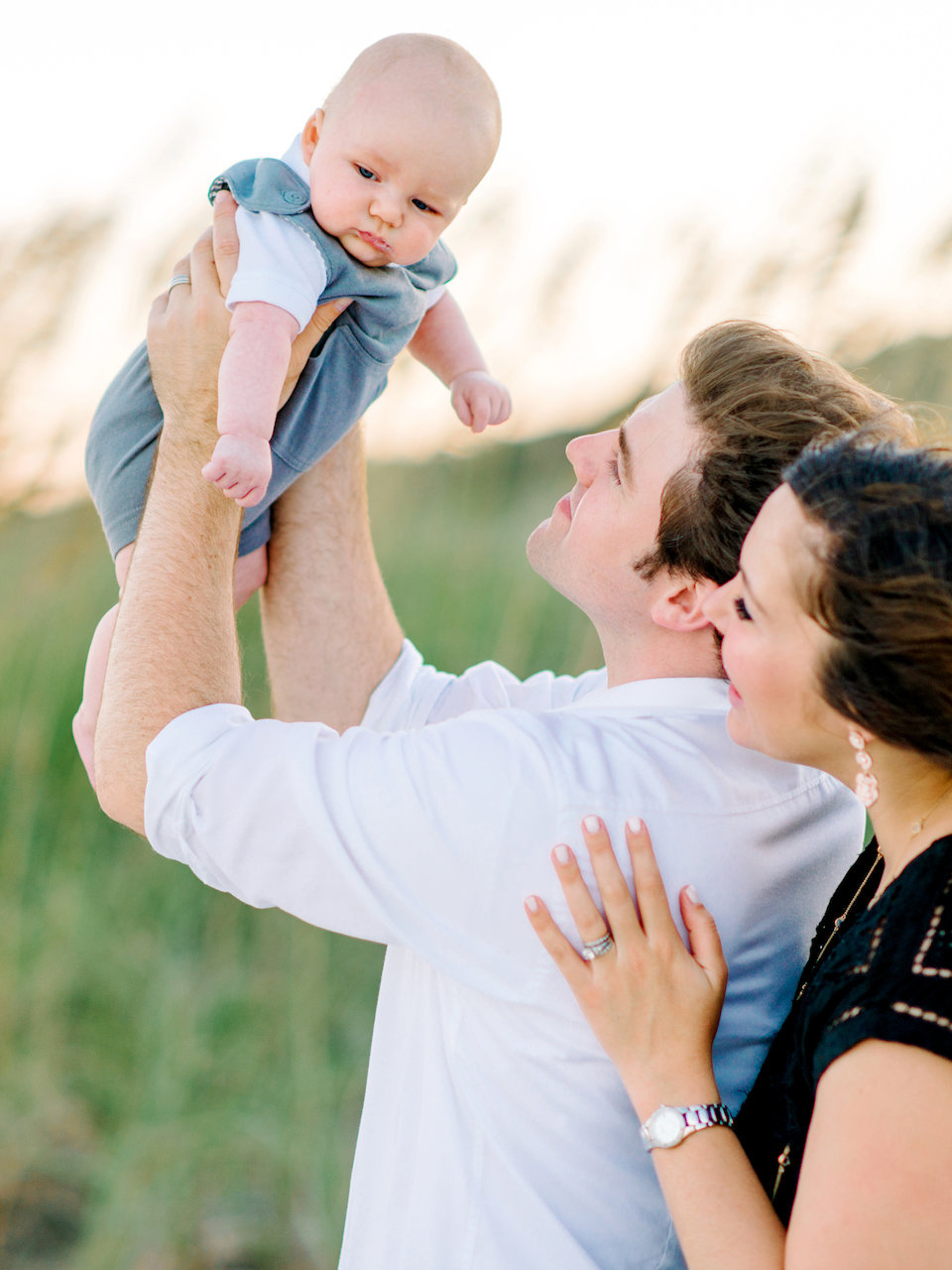 Myrtle Beach family portraits - Family photography in Myrtle Beach at State Park