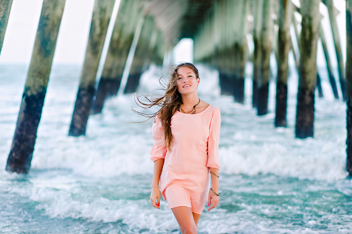 Myrtle Beach Senior photographer - Pasha Belman Photography in Myrtle Beach, SC