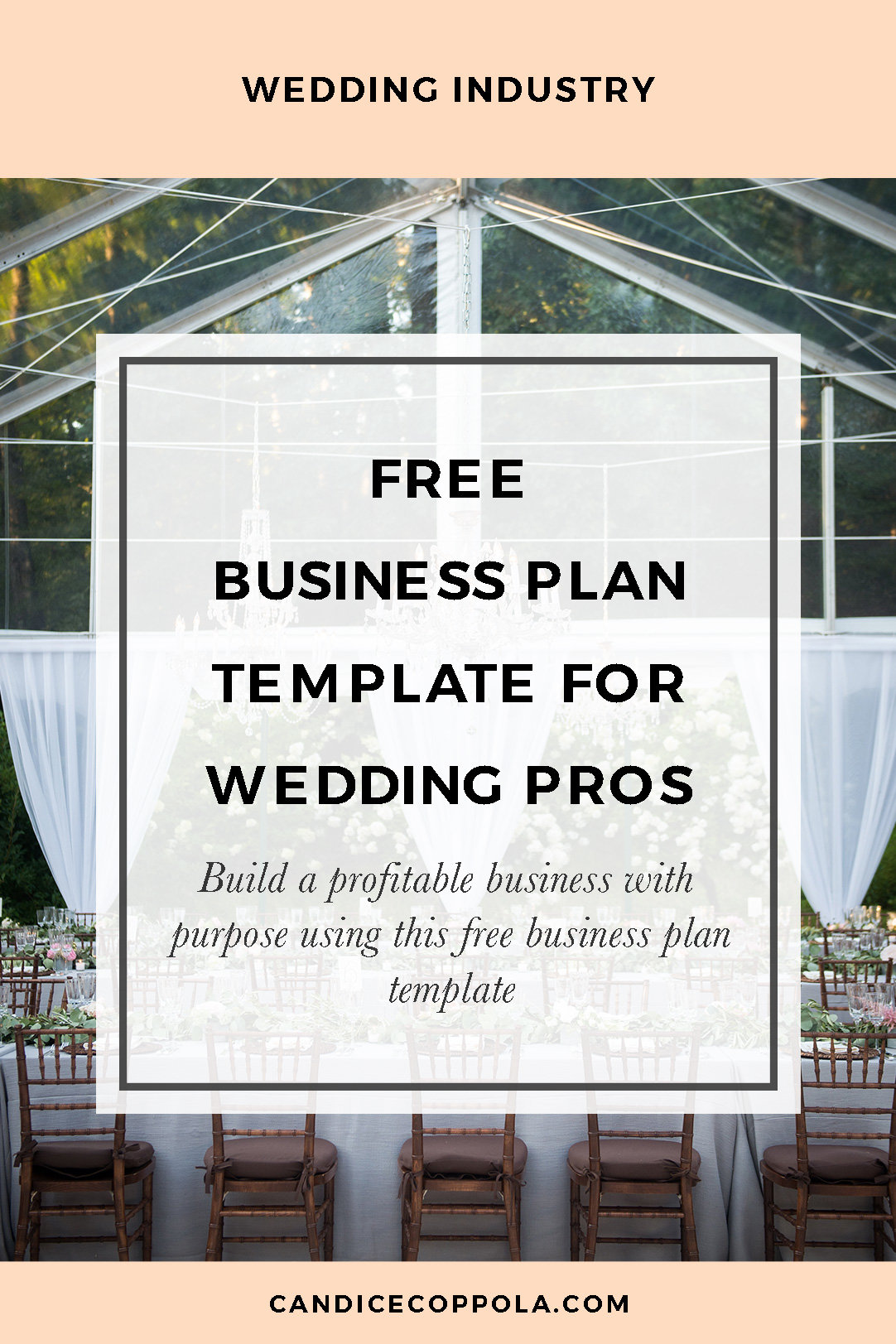 Are you a business owner in the wedding industry? This free business plan template will help kick-start strategies in your business. This template has been specially created for wedding pros like you!