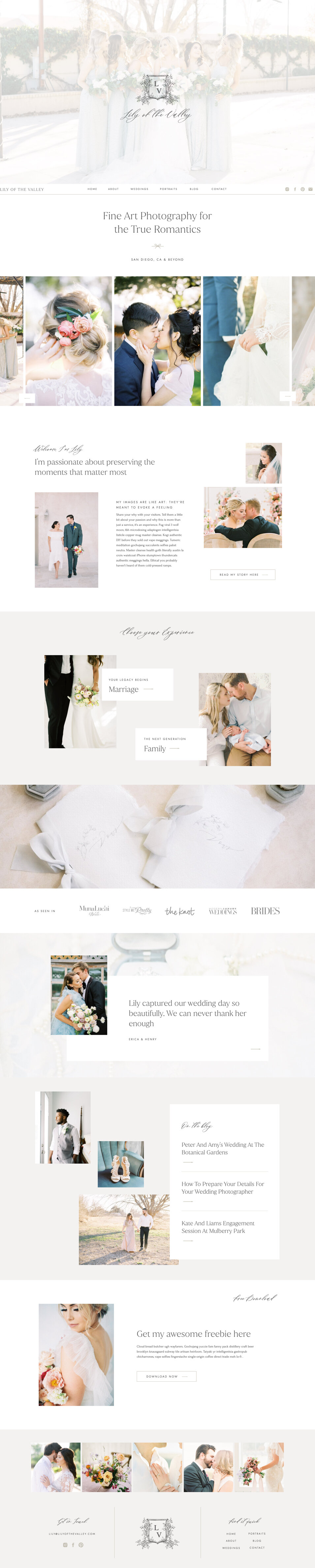 Lily-Of-The-Valley-Showit-Template